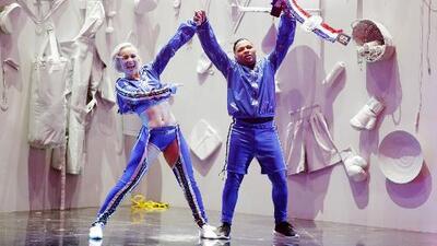 Así fue el último baile de Iván Calderón en Mira Quién Baila All Stars