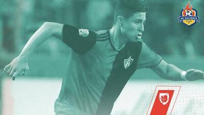 Oficialmente Brayan Garnica es jugador de Santos