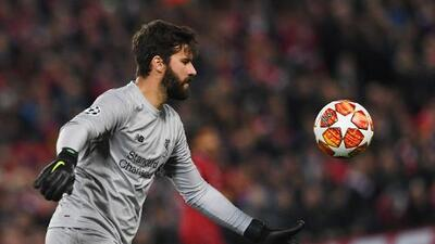 Alisson, 'la kryptonita' del Barcelona