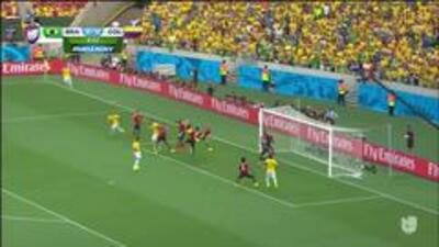 Highlights:Colombia at Brasil on July 4, 2014