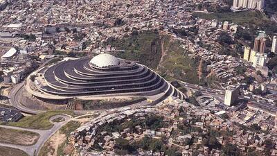 Cómo un ícono arquitectónico venezolano terminó siendo una cárcel de presos políticos