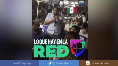 El español más mexicano: Edgar Méndez viajó en transporte público