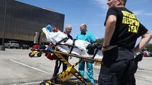 ¿Cómo manejar una emergencia médica durante un desastre natural?
