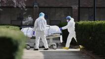 Parientes de las víctimas mortales del coronavirus deben mantener distancia