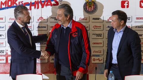 ¿Está Chivas planeando el Apertura 2019 con Tomás Boy como DT?: Responde Mariano Varela