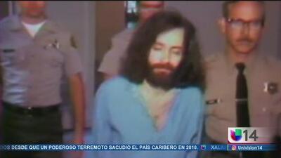 Charles Manson muere a los 83 años de edad