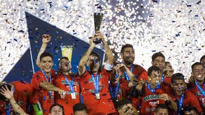 México vence a Estados Unidos y va a la Copa Confederaciones como Campeón de Concacaf