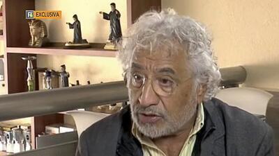 El actor Rafael Inclán cuenta el método que siguieron sus secuestradores para raptarlo