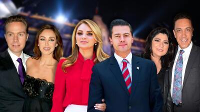 14 actrices y 13 políticos: los sonados romances de famosas y políticos mexicanos contados por un periodista