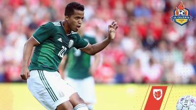 Giovani dos Santos suena para ir al fútbol brasileño, pero también los chinos lo quieren