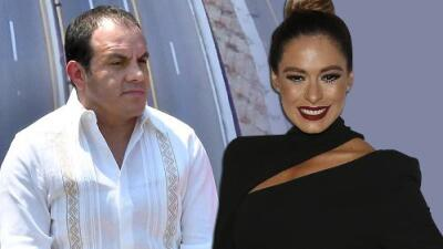 Cuando Galilea Montijo y Cuauhtémoc Blanco fueron pareja: historia de un romance