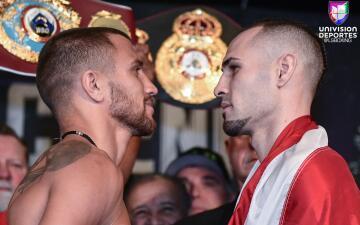 Pedraza y Lomachenko en peso: el Madison Square Garden se prepara para un vendaval