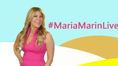 María Marín nos habló del dinero y tu signo, la amistad entre los hombres y las mujeres, viajar al pasado y el perdón.