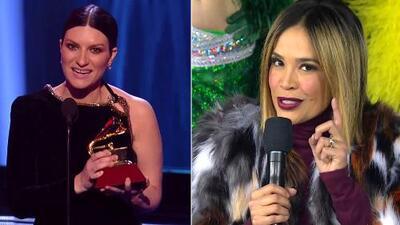 Karla Martínez resalta el gran mensaje que dio Laura Pausini durante su discurso en Latin GRAMMY