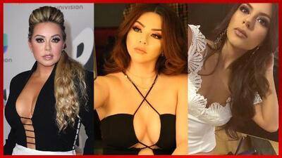 Además de tener talento, estas mujeres llenan de belleza y sensualidad el regional mexicano