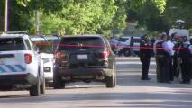 Buscan al sospechoso de un tiroteo masivo en Englewood que dejó cuatro personas muertas y cuatro heridas