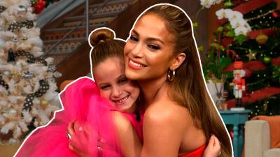 Conoce a la princesa que le robó el corazón a Jennifer López en Despierta América