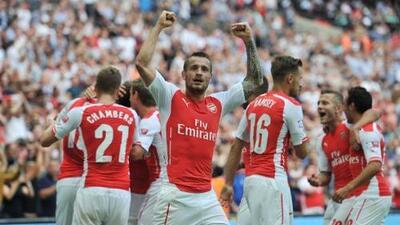 ¿Rival de las Estrellas de MLS? 10 cosas que debes saber del Arsenal FC