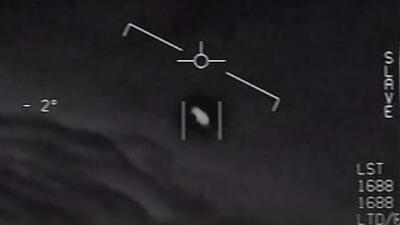Confirman que son reales las imágenes de ovnis tomadas por pilotos de guerra de EEUU