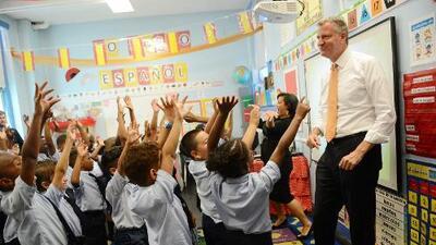 Las escuelas públicas de Nueva York refuerzan los servicios de salud mental