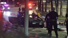 Muere un hombre como consecuencia de accidente causado en el curso de una carrera ilegal