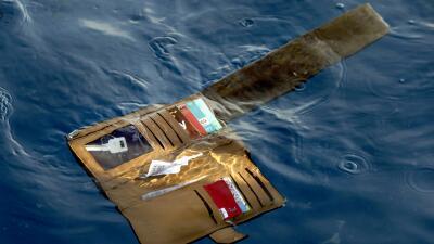 Tragedia aérea en Indonesia: un avión cae al mar con 189 pasajeros (fotos)