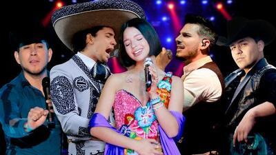 Exclusiva: Tres nominados a El Agave de la Música ofrecerán un espectáculo musical en Premios Juventud
