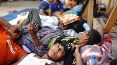 Abogados presentan un plan para ayudar a inmigrantes que esperan en México una respuesta a sus peticiones de asilo