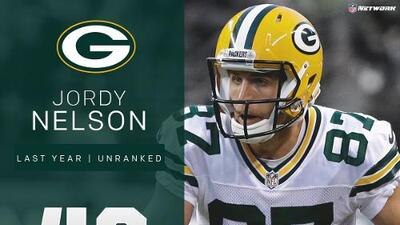 #48: Jordy Nelson (WR, Packers) | Top 100 Jugadores 2017