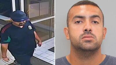 """Capturan a hispano acusado de """"brutal agresión sexual"""" a una mujer de 77 años en Houston"""