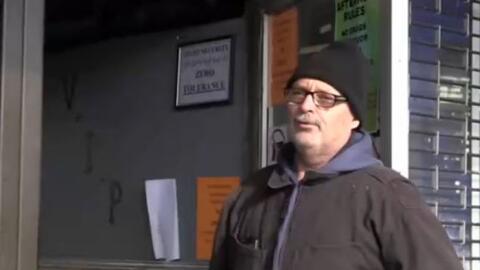 Residentes frustrados por el cierre del gobierno