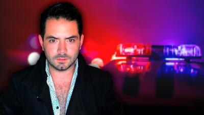 José Eduardo Derbez desmiente haya sido detenido por una infracción y revela qué le pasó con la policía