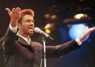 Fotos: los mejores momentos en la carrera musical de George Michael