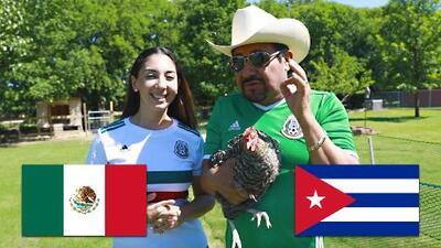La Gallina Vidente está de regreso y ya tiene el resultado para el juego entre México y Cuba