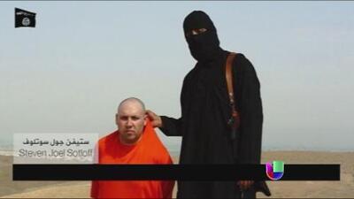ISIS publica un video de la decapitación de un periodista de EEUU secuestrado en Siria