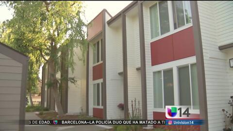 Residentes de Palo Alto celebran la reapertura de un complejo de apartamento a precio asequible