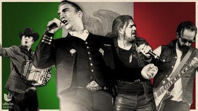 Los mejores conciertos para celebrar el Día de la Independencia de México en Estados Unidos