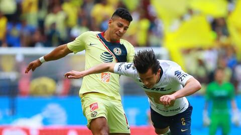 Al mejor estilo ''Al Ángulo'', así se analizó el empate 2-2 entre América y Pumas