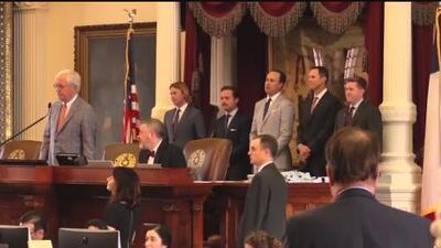 Legislatura de Texas concluye su sesión 86 este lunes
