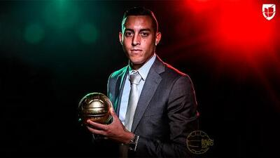 Rogelio Funes Mori, Balón de Oro al Mejor Gol