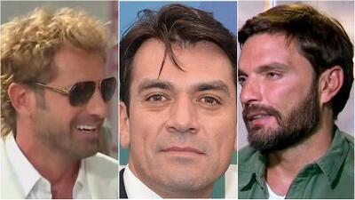 ¡Guerra de titanes! Gabriel Soto, Julián Gil y Jorge Salinas se pelean por el papel protagónico de una telenovela