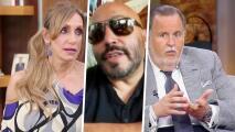 """¿Lupillo Rivera se casó?: Lili y Raúl reaccionan cuando él dice estar con su """"esposa Giselle"""""""