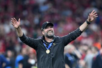¡Entre históricos! Jürgen Klopp ya forma parte del 'selecto grupo' de entrenadores campeones en Champions League