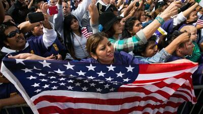 Estados Unidos extendió el TPS de El Salvador por otros 18 meses