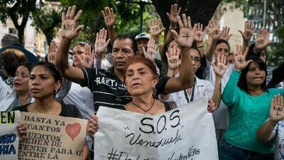 La muerte de cuatro niños en Venezuela que esperaban un trasplante de médula ósea desata una masiva protesta