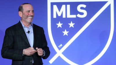 Major League Soccer amplía en contrato del Comisionado Don Garber hasta 2023