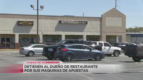 Arrestan a propietario de popular restaurante de Georgia