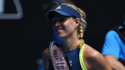 Angelique Kerber vence a Madison Keys y va a Semifinal del Abierto de Australia