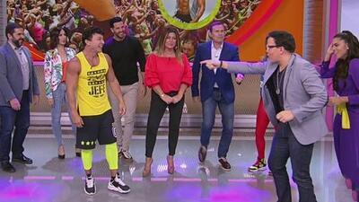 Shakira, JLo y ahora Despierta América tiene una coreografía exclusiva por el creador del Zumba