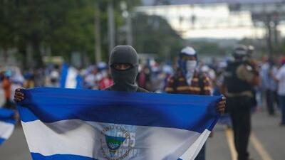 Juez impone más de 200 años de cárcel a dos líderes opositores en la atribulada Nicaragua